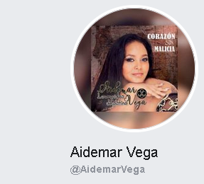 "AIDEMAR VEGA ""Me Muero De Ganas"""