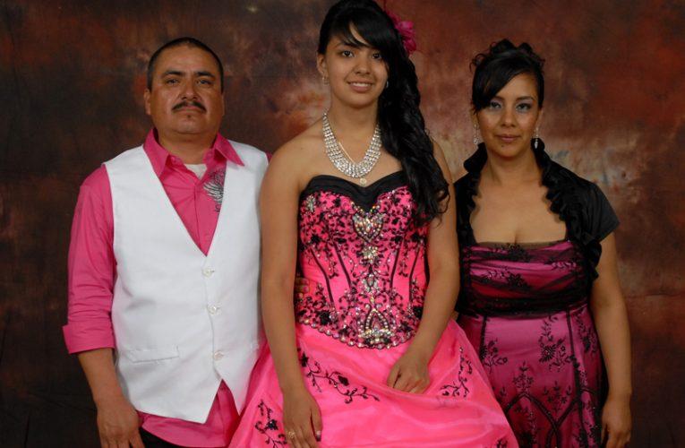 Jessica Avalos de Niña a Mujer, XV años