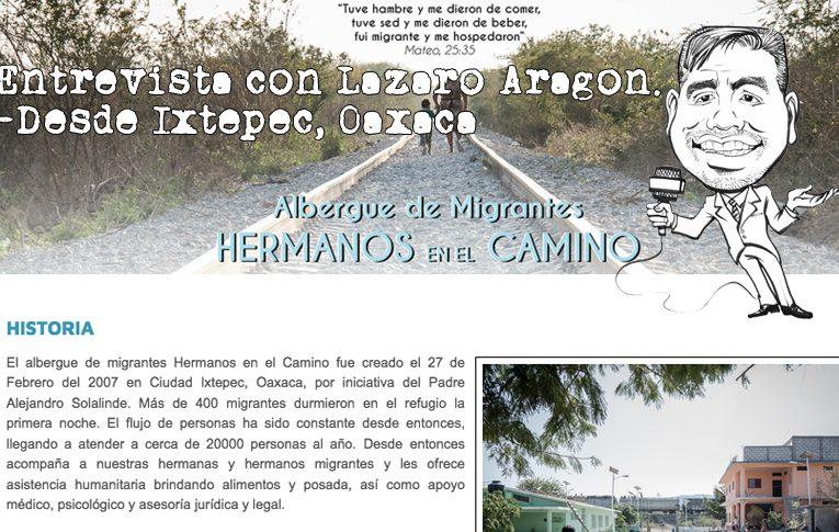 """Galería de fotos del albergue """"Hermanos en el Camino por Lazaro Aragon"""""""