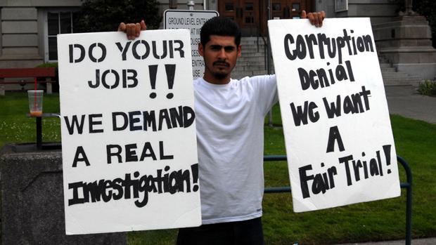 Petition For Full Investigation for Benito Gomez / Petición Para Una Investigación Justa para Benito Gomez.