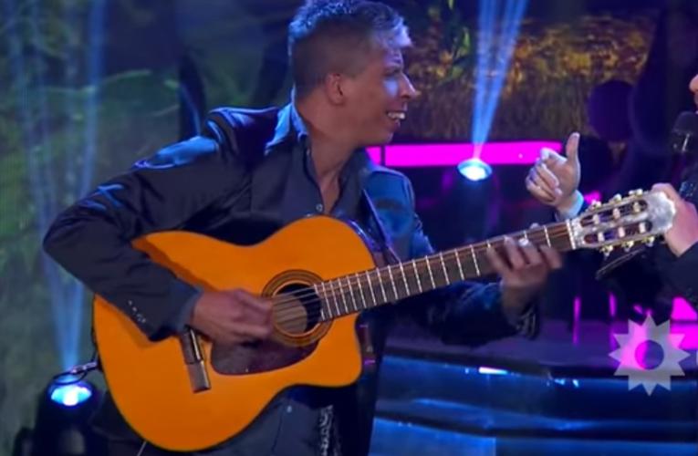 Recordando al ganador de Talento argentino 2da. edición 2009 – Daniel Ferreyra